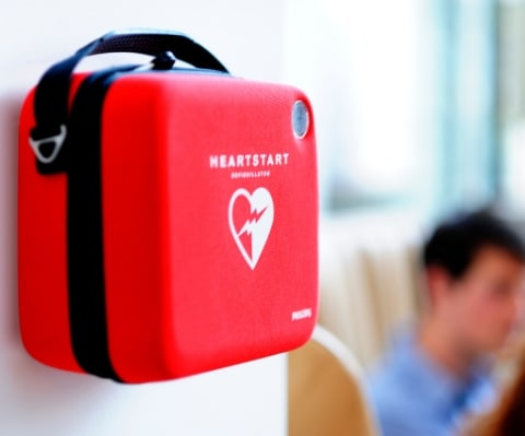 What's an aed?